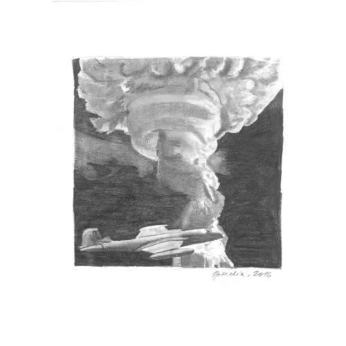Mushroom Cloud - Ophelia Finke