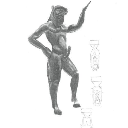 Priapus - Ophelia Finke