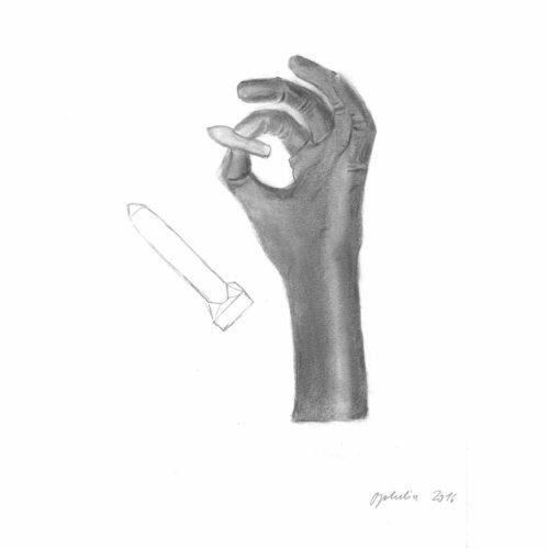 Super Suppository (glove) - Ophelia Finke